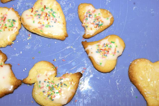 Kekse fertig