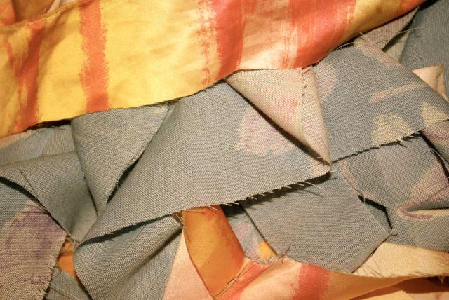 Teppichfäden