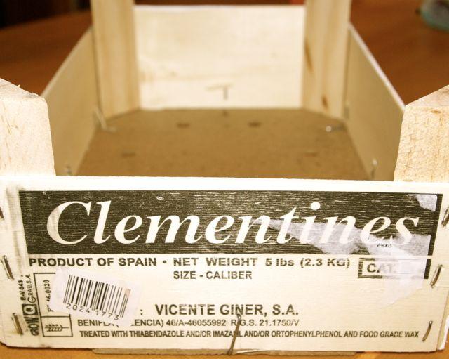 Clementinenkiste