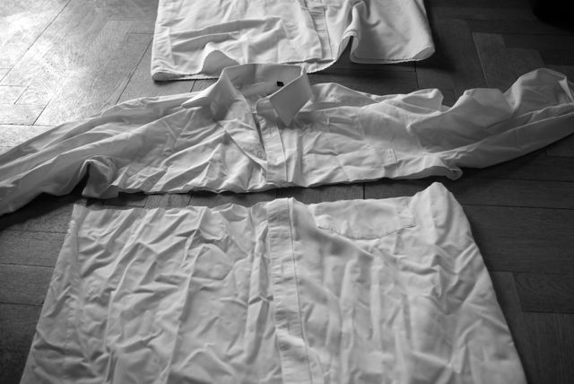 Hemd zwei ab
