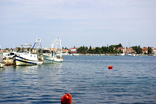 Fischereihafen Umag