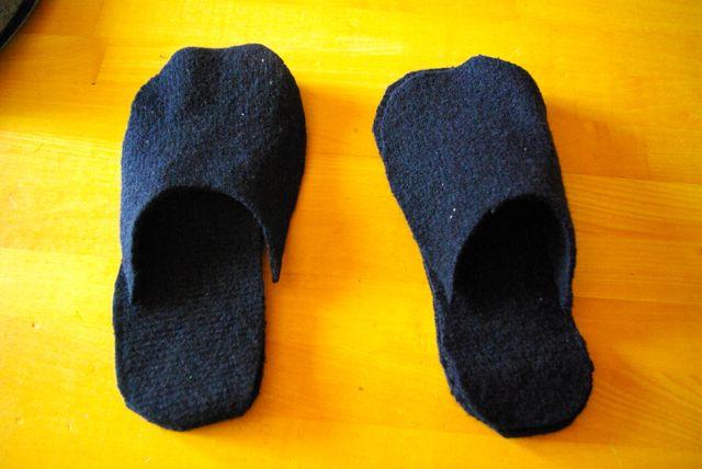Pantoffelteile