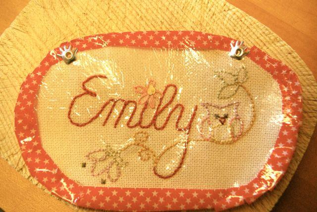 Emily gelocht