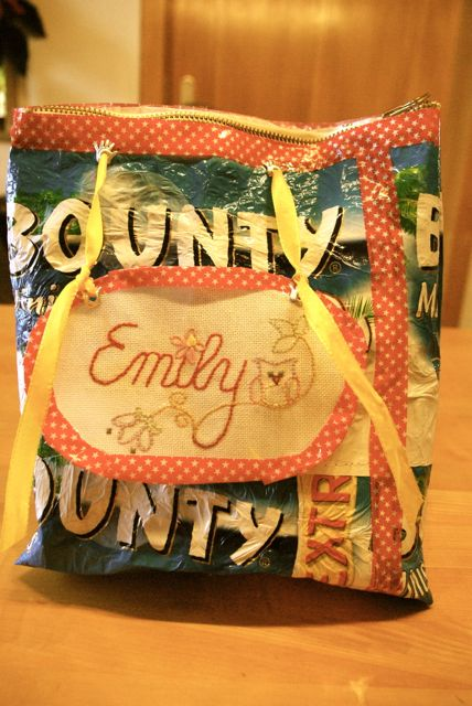 Emilys Bountybag fertig
