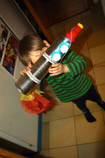Jakobs Rakete