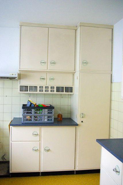 Küche leer