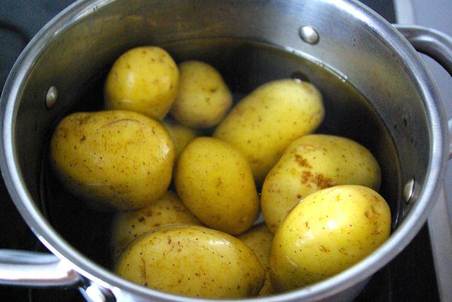 Kartoffelkocher