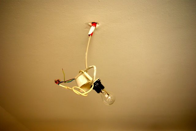Lampenfassung