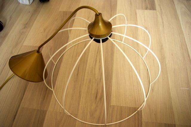 alter Lampenkorpus