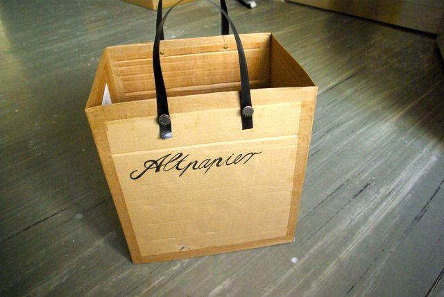 Altpapiertasche