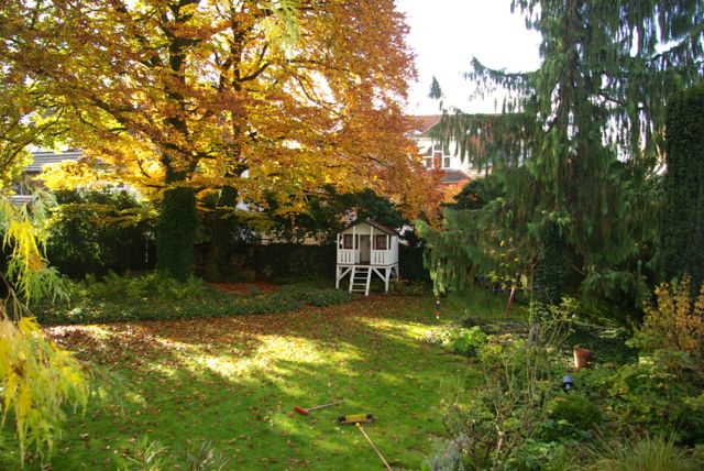 Herbstgarten