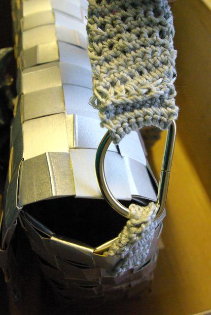 Taschengurt detail
