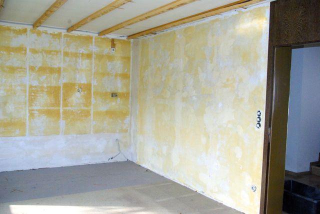 Wohnzimmer Decke runter