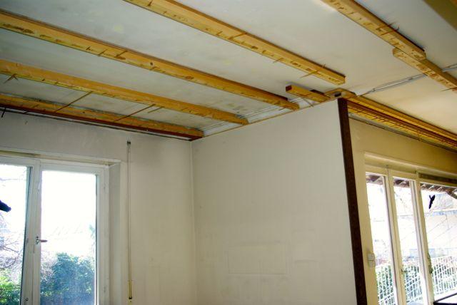 Wohnzimmer Schienen