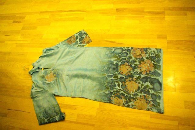 Kimono Blanko