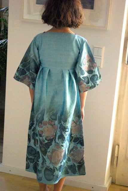Kimono Rücken zu eng