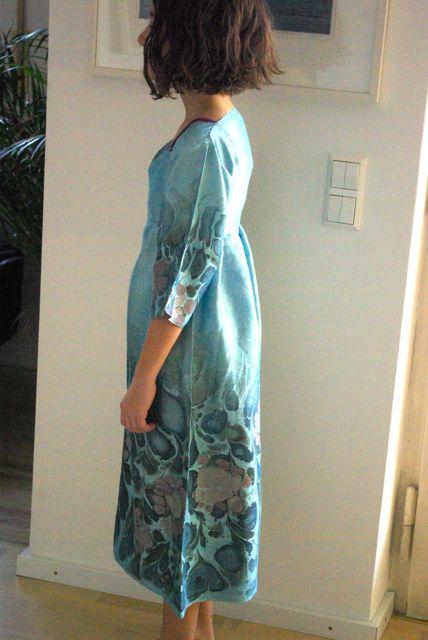 Kimono Zwischenstand zu eng