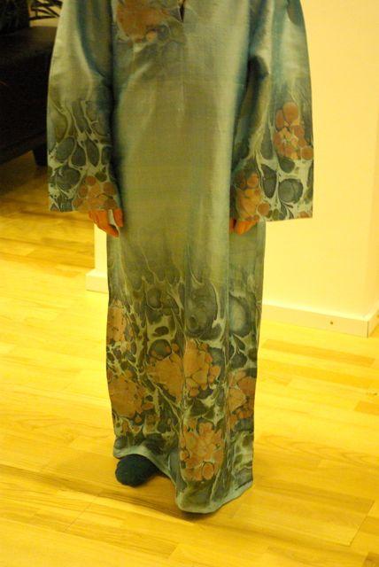 Kimono an Charlotte